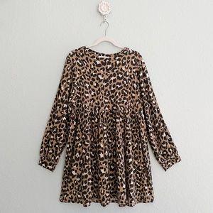 CJLA Cheetah Print Dress